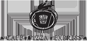 Cafe Pizza Express logo